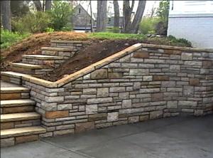 Memphis Brick or Stone Step Installation